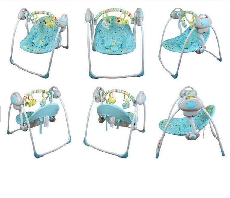 Automatic Baby Swing Electrical Bouncer - 32008
