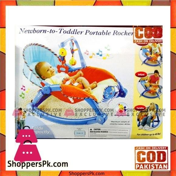 Fisher Price Infant To Toddler Rocker P0107