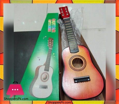 Folk-Guitar-for-Kids-in-Pakistan
