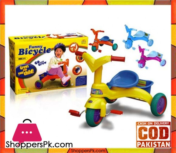 Funny Tricycle 5310 for Kids