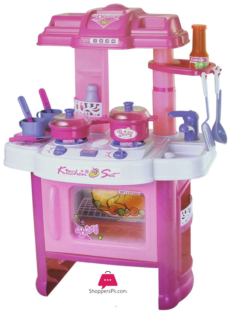 buy kitchen set with light music at best price in pakistan
