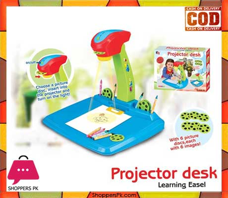 Kids Projector Desk