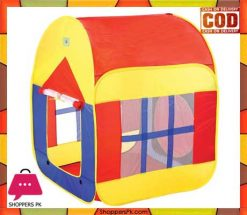 Foldable Kids Tent Playhouse