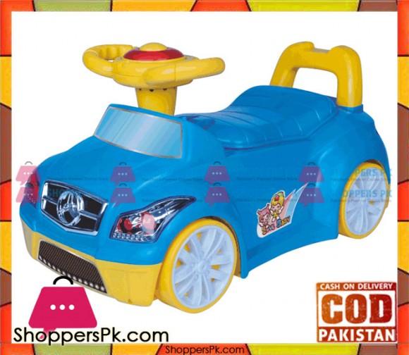 A+B Potty Seat Car