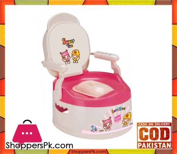 Potty Seat Deluxe Back