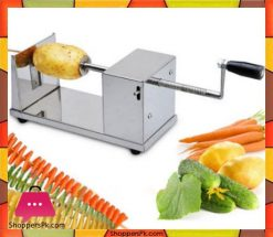 Stainless-Steel-Spiral-Tornado-Slicer-Potato-Cutter-Chip-Tower-R1BO-in-Pakistan
