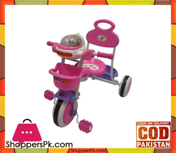 Tricycle 305 - Pink