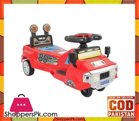 Twisting Car 2829 - Red
