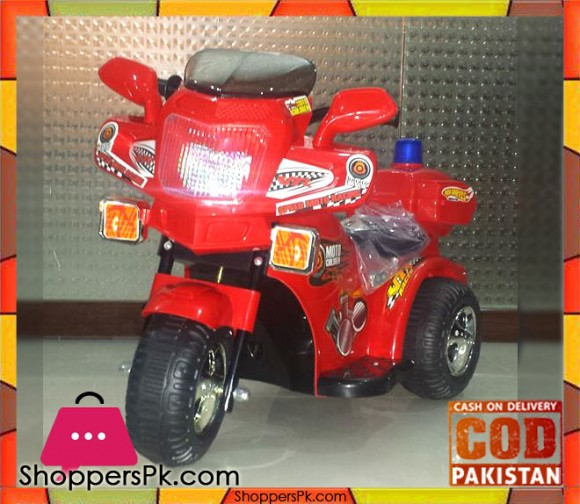 Battery Operated Bike - QX-7398