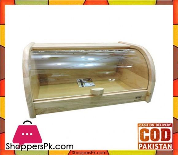 Billi Bread Box Made In Thailand