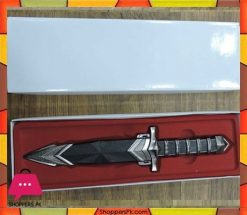 Chinese-sword-Decoration-Steel-Blade-No-Edge-28-cm