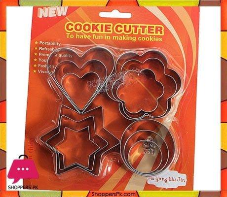 Cookie-Cutter-12Pcs