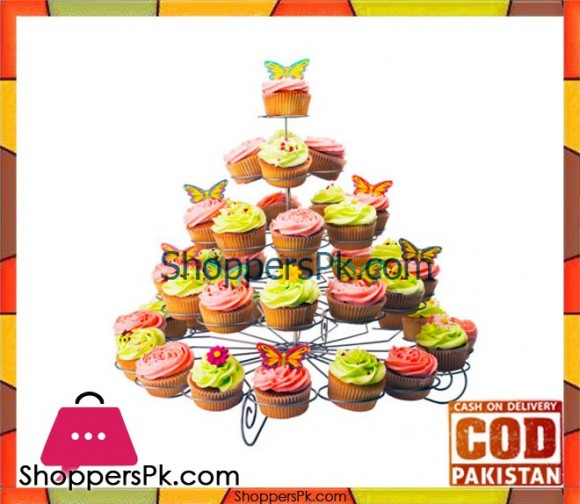 Cup Cake Stand 41Hold