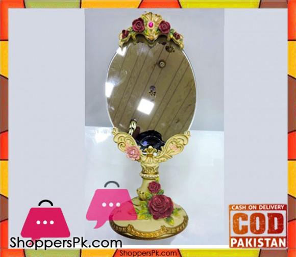 Dressing Mirror Porcelain