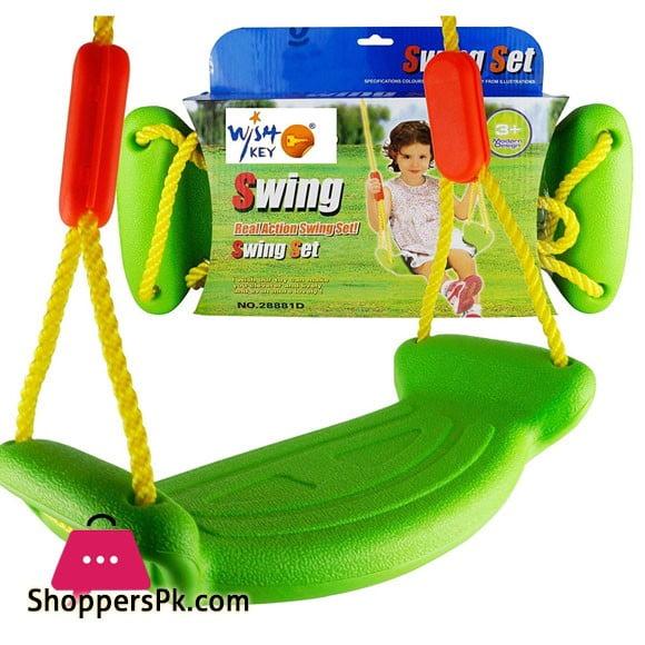 Fiber Plastic Swing Seat 28881D