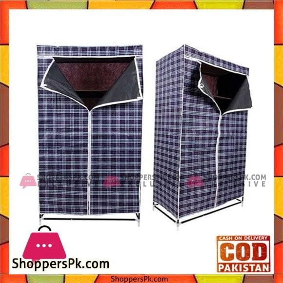 Folding Wardrobe 5 Feet