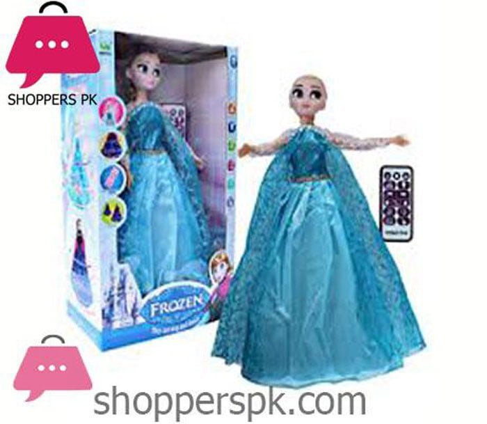 Frozen Sing Dancing Doll