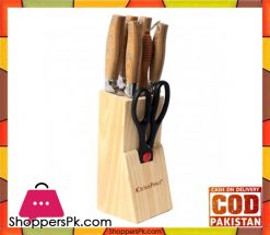 Kitchen Prince 8Pcs knives Set