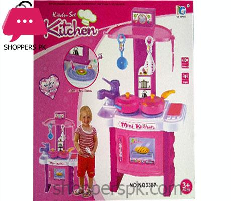 Kitchen Set Toys Buy Online Best Price High Quality In Pakistan