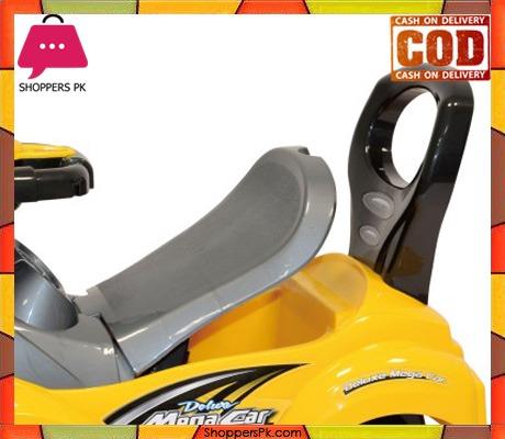 Mega-Car-Yellow-3-in-1-Seat