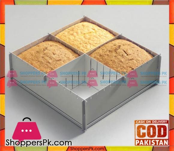 Multi Size Cake Pan