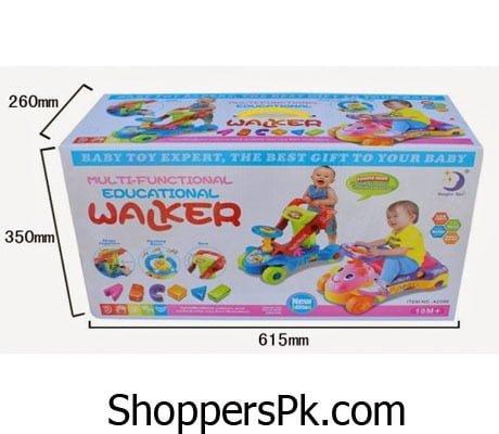 Multi functional Education Walker 2 in 1 A2030