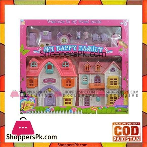 My Happy Family House