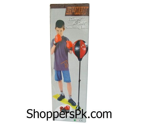 Punching-Ball-Set-King-Sport