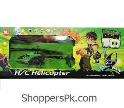 Rc-helicopter-ben10