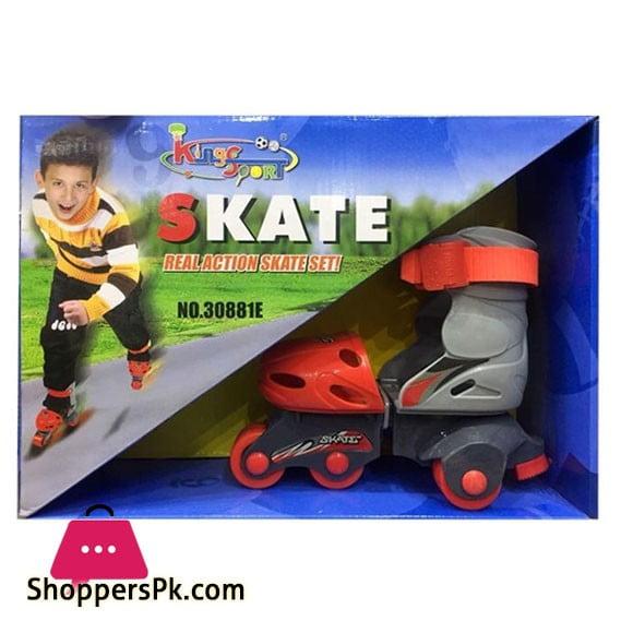 Real Action Skate Set
