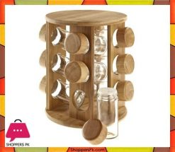 Revolving-Rubber-Wood-Spice-Rack-12-Pcs.-1