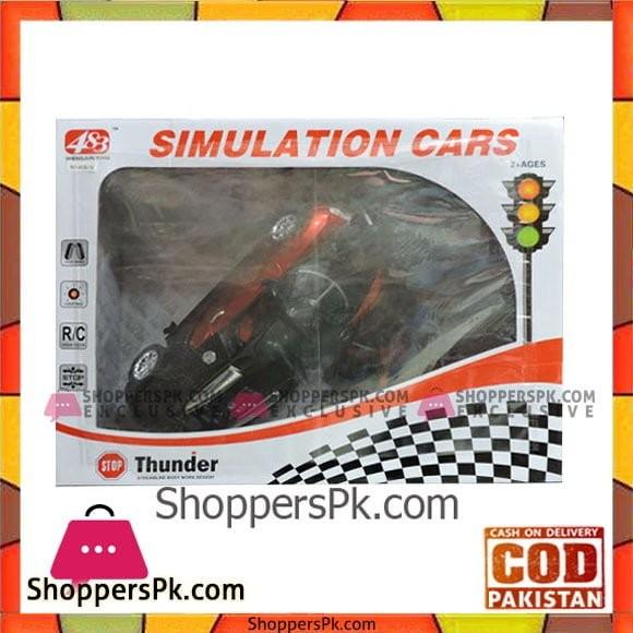 Simulation Rc Car