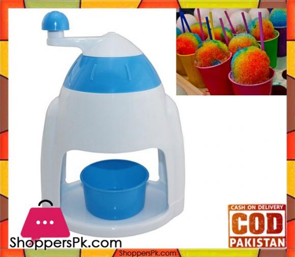 Snow Cone Gola Ganda Machine