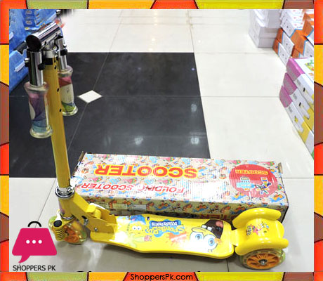 Spongebob Scooter For Kids