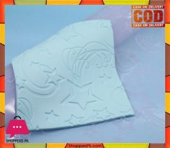 Star Power Fondant Imprint Silicone Mat 20×20