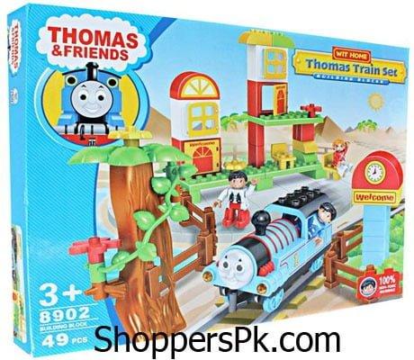 Thomas Train Set Building Blocks