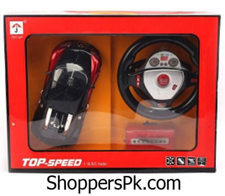 Top Speed R/C Car Gravity Sensor Dangling Control