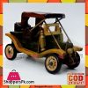 Wooden Antique Car Table Decoration Office Desk Car 12 Inch