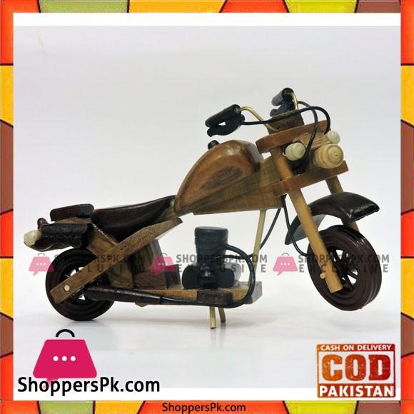 Wooden Bike 10 Inch