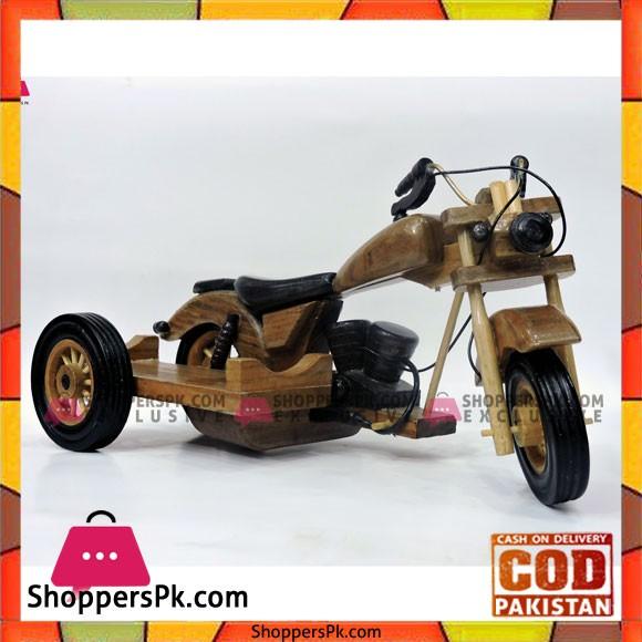Wooden Bike 12Inch