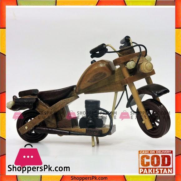 Wooden Bike 7 Inch