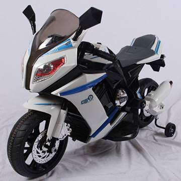 Battery Operated Heavy Bike - JT 528 - For Age 2-6