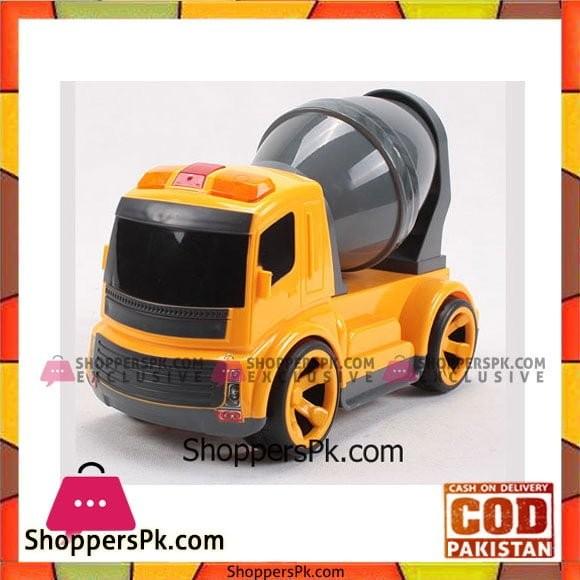 Car Mixer Super Heavy Industry