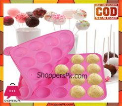 Tasty Top Cake Pop Silicone Mold