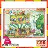 3D Super Puzzle 4 Sheet Cafe