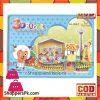 3D Super Puzzle 4 Sheet Pleasant Goat