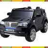 BMW-Black-S8088-Battery-Operated-Ride-On-Car