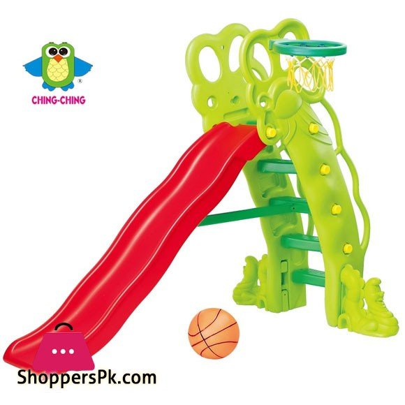 Bug Pea Shape Slide - SL-11 - 180 cm