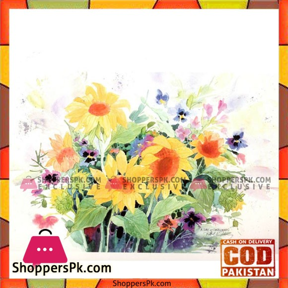 Flower Painting Print 8
