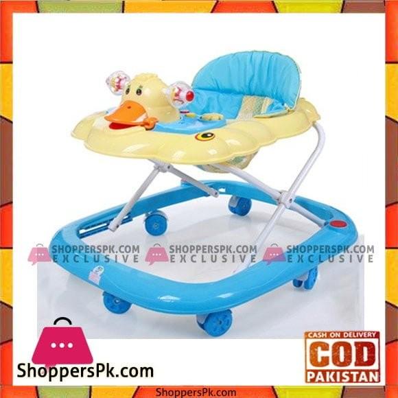 Folding Walker Music Multi Functional Baby Walker